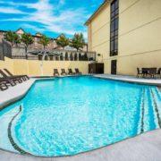 Beautiful New Outdoor Pool!