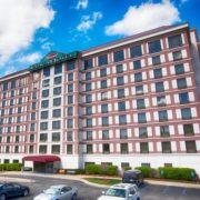 Grand Plaza Hotel in Branson, Missouri