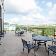 Hotel Deck/Patio