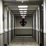 Hotel Interior Hallway