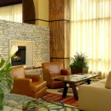 Lobby Fireplace & Seating