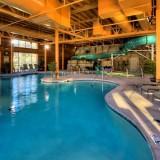 "Indoor Water Park ""Splash-a-Torium"""