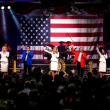 Patriotic Tribute & Honoring Veterans