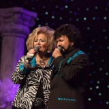 RW & Donna Blackwood Singing!