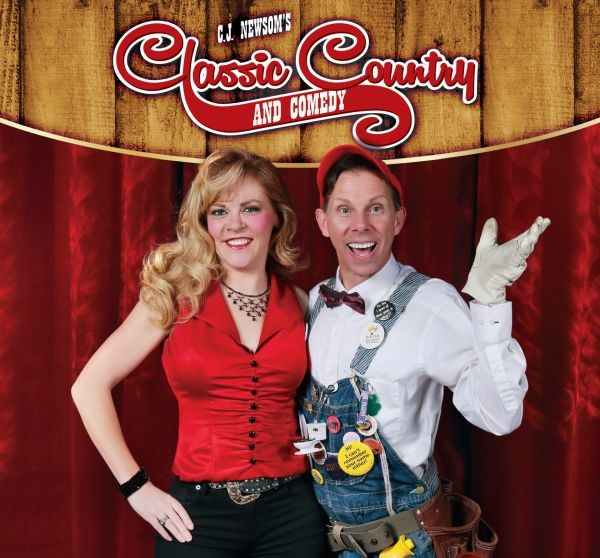CJ's Classic Country & Comedy Show