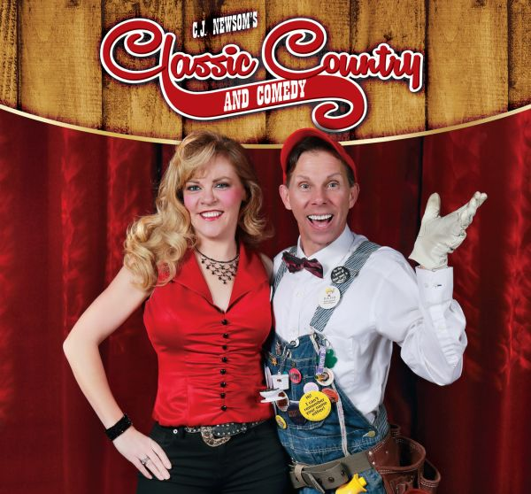 CJ's Classic Country & Comedy Packages