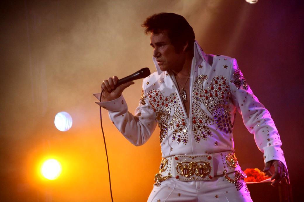 Elvis Presley Live