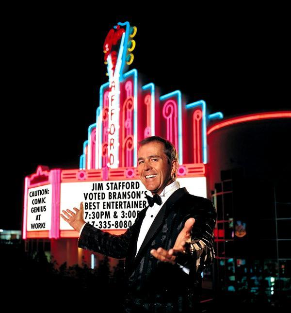 Jim Stafford Show & Hotel Packages