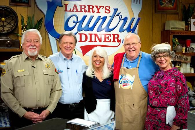 Larry's Country Diner Show Packages