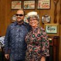 Gordon Mote & Nadine!
