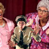 Starring Comedian Terry Sanders!