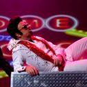 Barry as Elvis Presley!