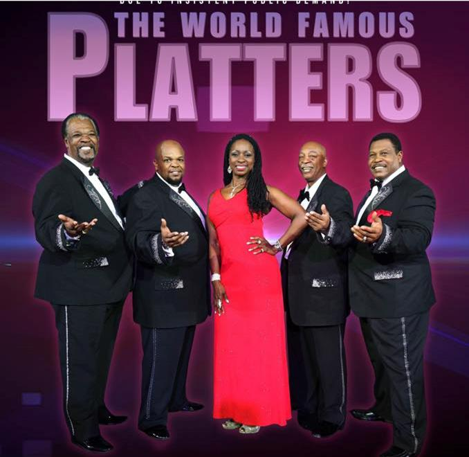 The Platters Show & Hotel Packages