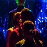 Beautiful Stage, Lighting, & Effects!