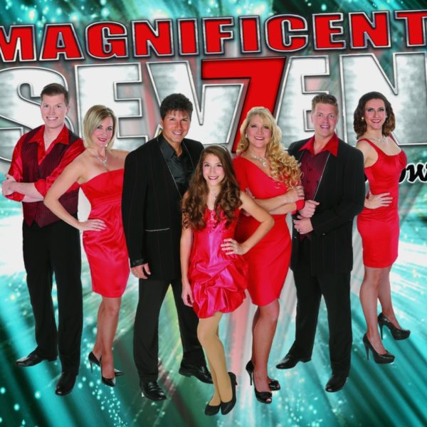 The Magnificent 7 Variety Show in Branson!