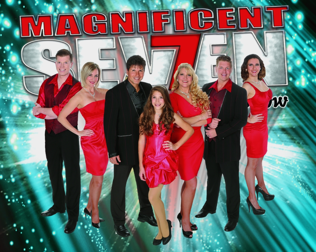 Magnificent 7 Variety Show & Hotel Packages