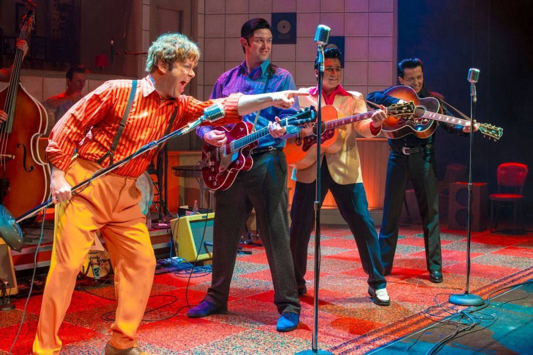Million Dollar Quartet Show Package