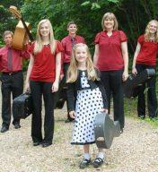 Petersen Family Bluegrass Band