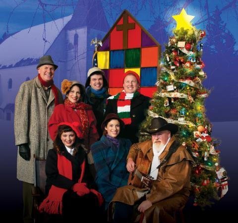 Sanders Family Christmas Show Package