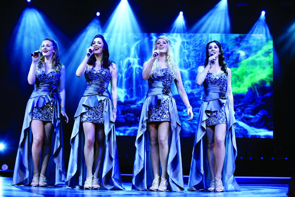 Dublin's Irish Tenors & Celtic Ladies Show & Hotel Packages
