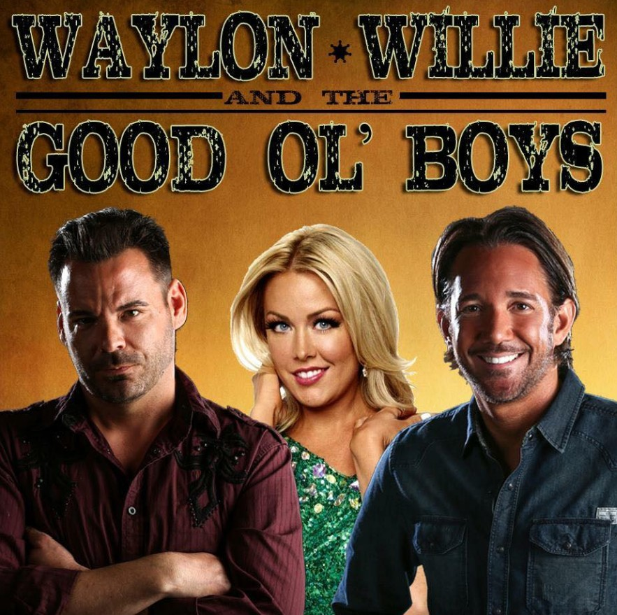Waylon, Willie, & The Good Ol' Boys Show Package