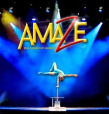 Amazing Acrobats Show Packages (Tickets + Hotel)!