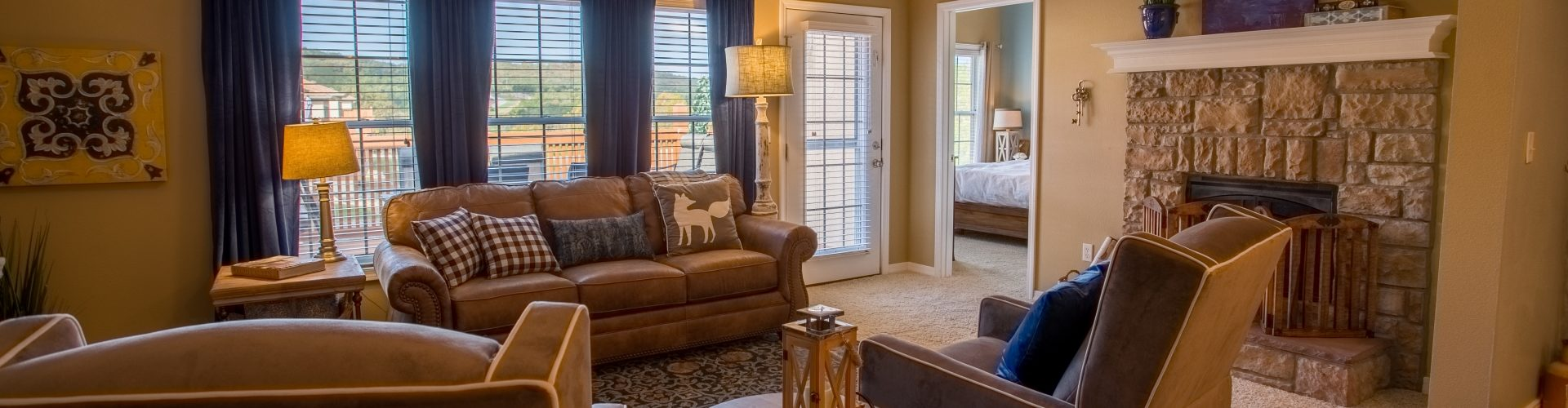 3 Bedroom Condos in Branson, Missouri
