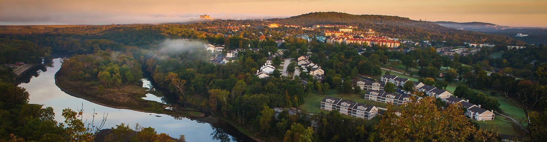 Condos & Condo Rentals in Branson, Missouri