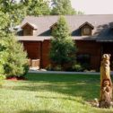 Beautiful 1 Bedroom Log Cabin Rentals!