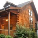 Rustic Branson Log Cabins!