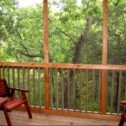 Screened-In Porch or Private Deck