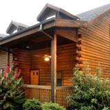 Rustic Log Cabin Rentals!