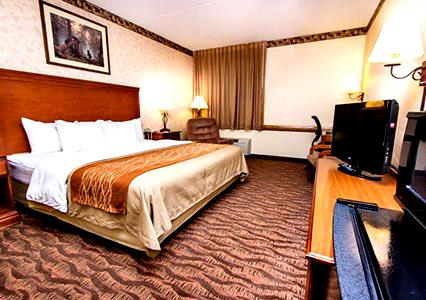 Comfort Inn & Suites Package