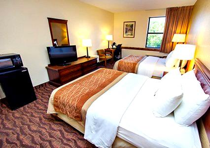 Comfort Inn & Suites Promo Package