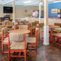 Comfortable & Spacious Breakfast Area