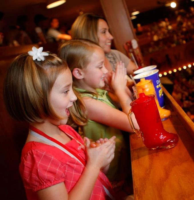 Dixie Stampede Show & Hotel Packages