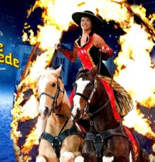 Dixie Stampede Package (Tickets + Hotel)
