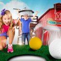 Grand Country Farm Mini Golf!