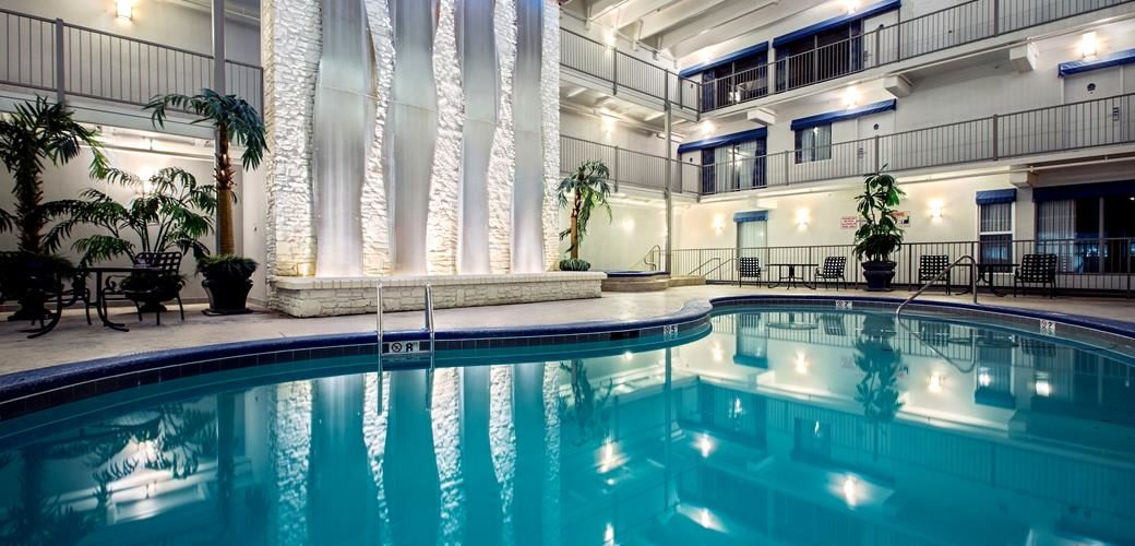 Branson Hotels With An Indoor Pool Branson Travel Office
