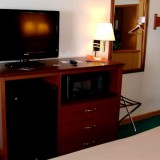 TV & Dresser In-Room