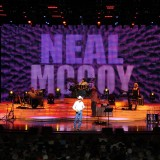 Neal Performing on Stage