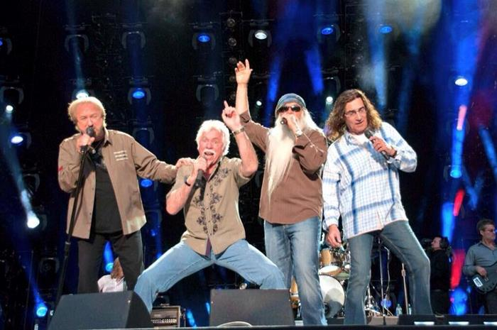 Oak Ridge Boys Package