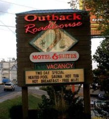 Outback Roadhouse Motel & Suites