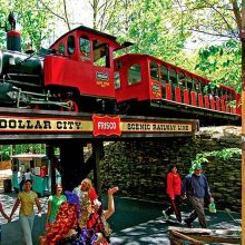 Silver Dollar City Ticket & Hotel Packages