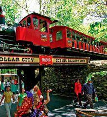 Silver Dollar City Packages