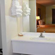 Hotel Room Bathroom Vanity