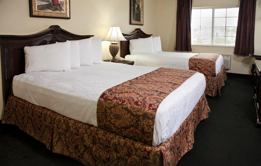 Stone Castle Hotel Branson Package