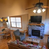 Interior & Fireplace