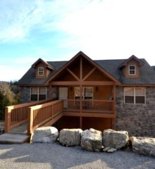 Stonebridge 2 Bedroom Cabin