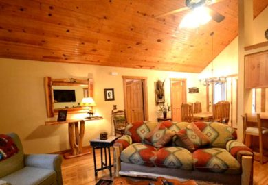 Stonebridge – 2 Bedroom Cabin